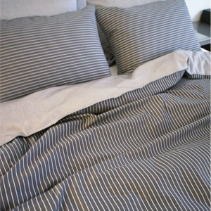 Basic Stripe Bedding Set
