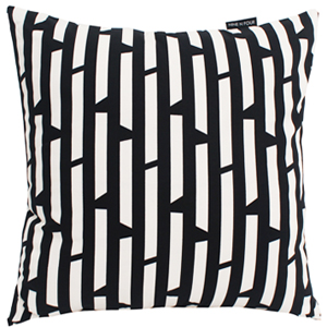 Simple stripe cushion