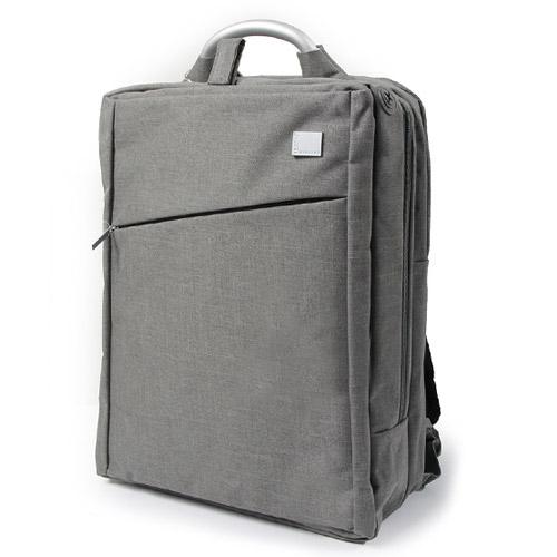 [LEXON] AIRLINE Double Back pack - Wool Grey (LN314WG)